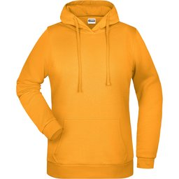 Basic Hoody Lady (gold-yellow)
