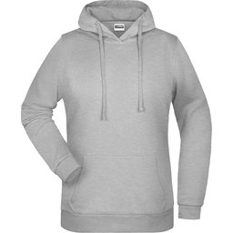 Basic Hoody Lady (grey-heather)