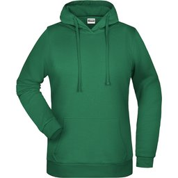 Basic Hoody Lady (Irish-green)