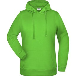 Basic Hoody Lady (lime-green)