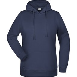 Basic Hoody Lady (navy)
