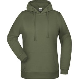 Basic Hoody Lady (olive)