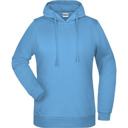 Basic Hoody Lady (sky-blue)