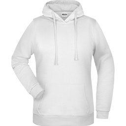 Basic Hoody Lady (white)