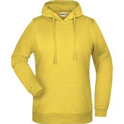 Basic Hoody Lady (yellow)