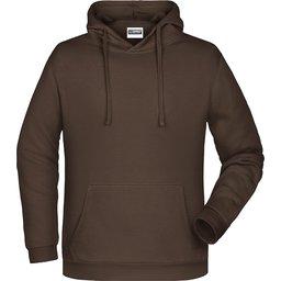 Basic Hoody Man (brown)