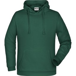 Basic Hoody Man (dark-green)