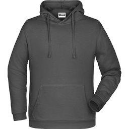 Basic Hoody Man (graphite)