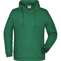 Basic Hoody Man (Irish-green)
