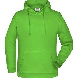 Basic Hoody Man (lime-green)