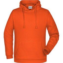 Basic Hoody Man (orange)