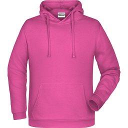 Basic Hoody Man (pink)