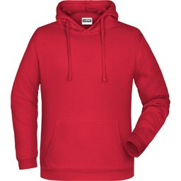 Basic Hoody Man (red)