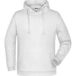 Basic Hoody Man (white)