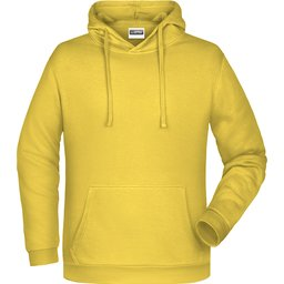 Basic Hoody Man (yellow)