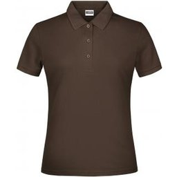 Basic Polo Lady (brown)