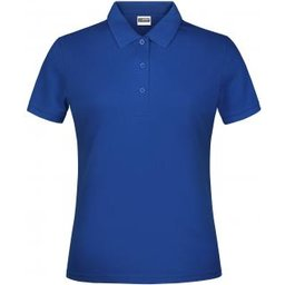 Basic Polo Lady (dark royal)