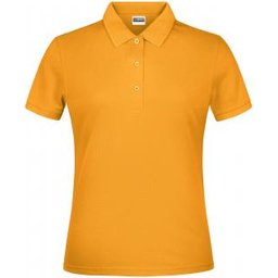 Basic Polo Lady (gold-yellow)