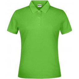 Basic Polo Lady (lime-green)