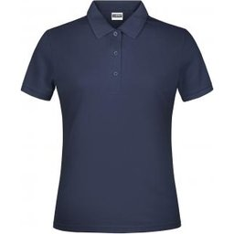 Basic Polo Lady (navy)