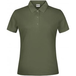 Basic Polo Lady (olive)