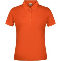 Basic Polo Lady (orange)