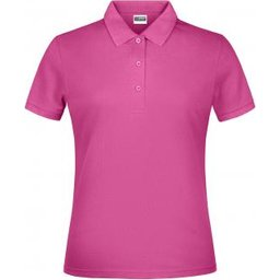 Basic Polo Lady (pink)