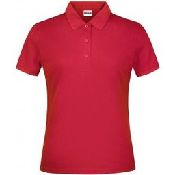 Basic Polo Lady (red)