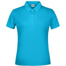 Basic Polo Lady (turquoise)