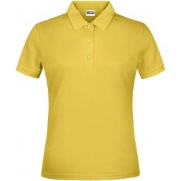 Basic Polo Lady (yellow)