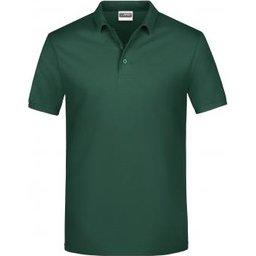 Basic Polo Man (dark-green)
