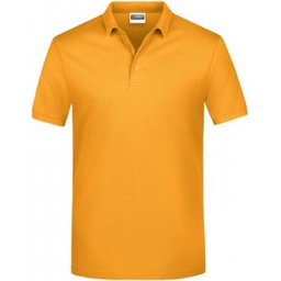 Basic Polo Man (gold-yellow)