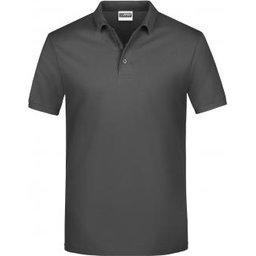 Basic Polo Man (graphite)