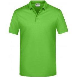 Basic Polo Man (lime-green)