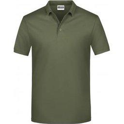 Basic Polo Man (olive)