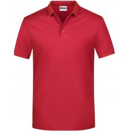 Basic Polo Man (red)