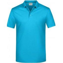 Basic Polo Man (turquoise)