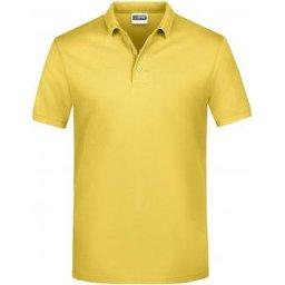 Basic Polo Man (yellow)