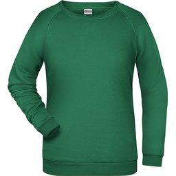 Basic Sweat Lady (Irish-green)