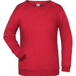 Basic Sweat Lady (red)