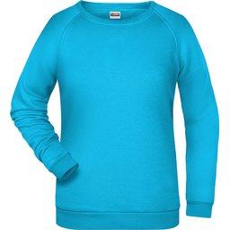 Basic Sweat Lady (turquoise)