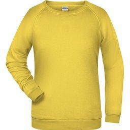 Basic Sweat Lady (yellow)
