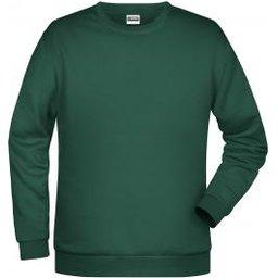 Basic Sweat Man (dark-green)