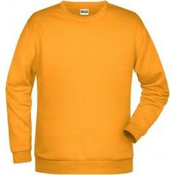 Basic Sweat Man (gold-yellow)