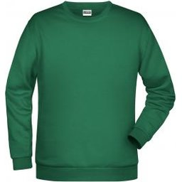 Basic Sweat Man (Irish-green)