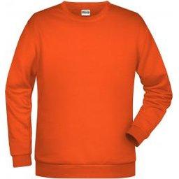 Basic Sweat Man (orange)