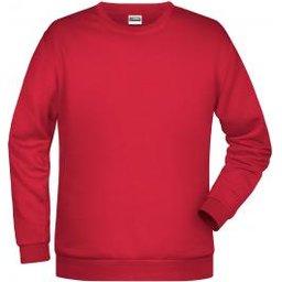 Basic Sweat Man (red)