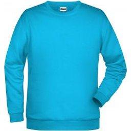 Basic Sweat Man (turquoise)