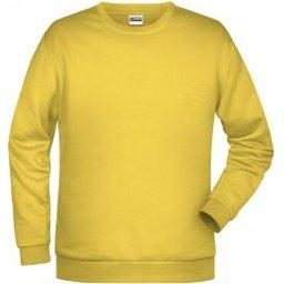 Basic Sweat Man (yellow)