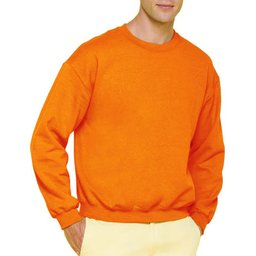 Basic Sweater met bedrukking